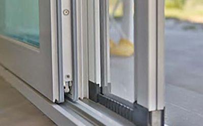 Finestre e porte finestre in PVC